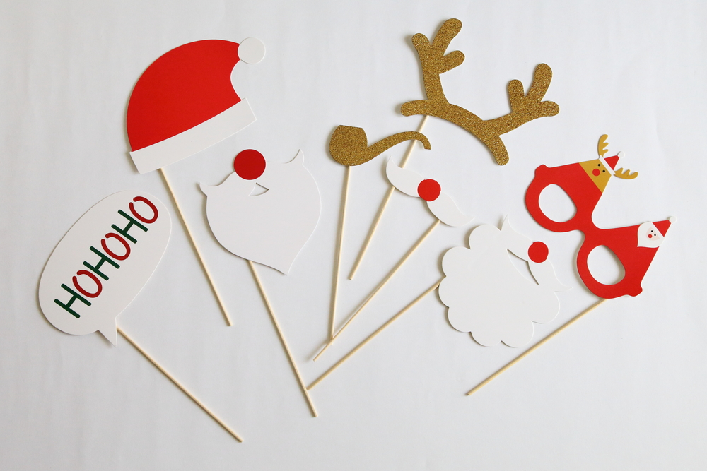 Kul vid jul – fixa en julmaskerad