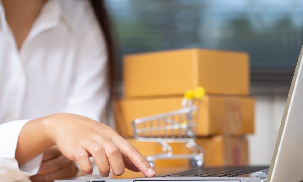 Gör fynd när du shoppar online